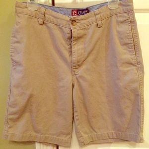 Men's Chaps Flat Front Shorts